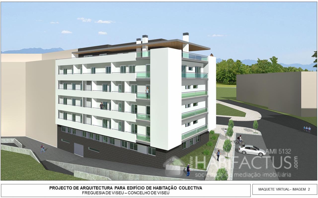 Apartamentos novos no centro da cidade