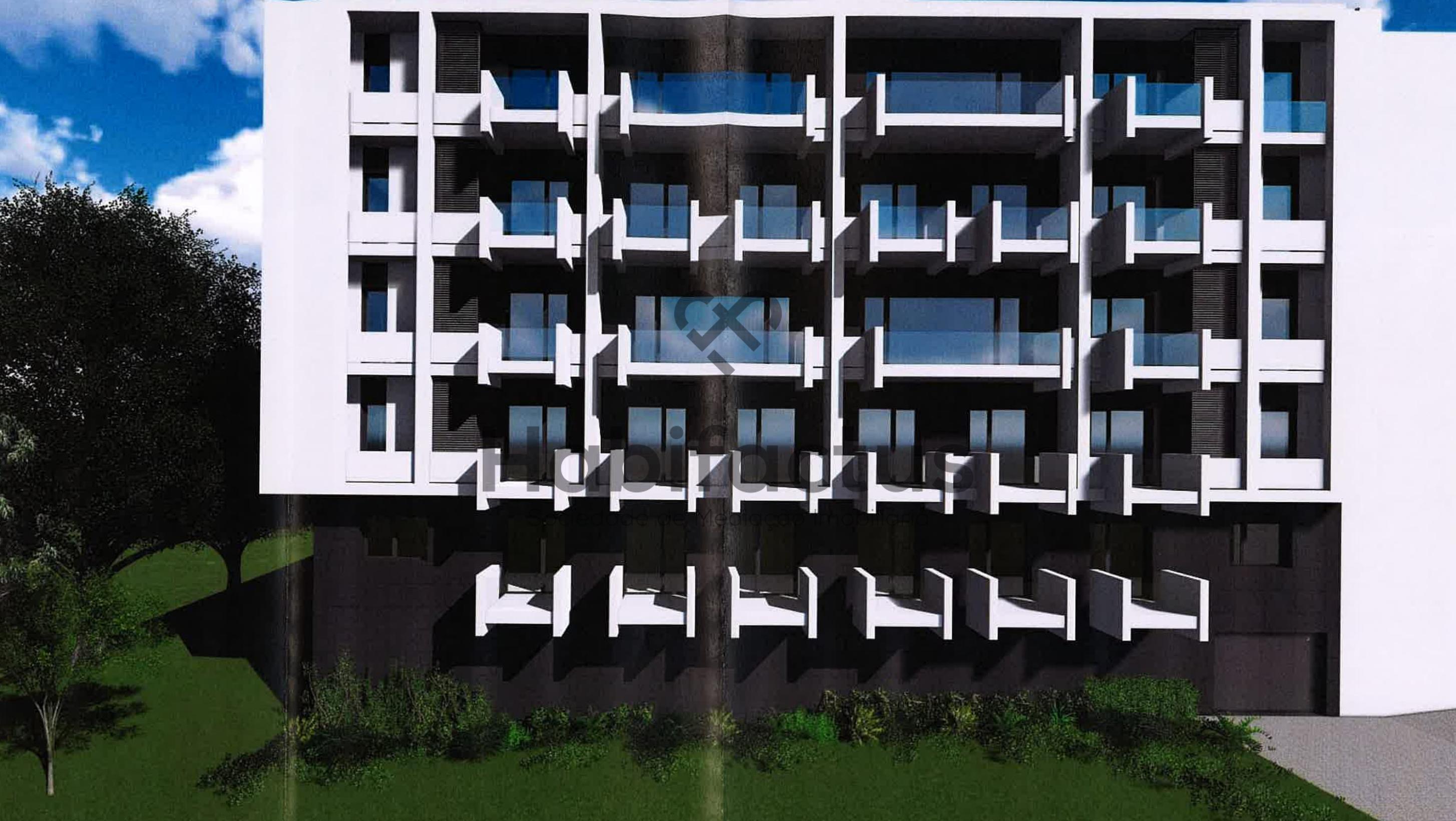Apartamentos novos no centro de Viseu
